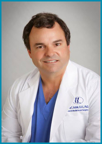 Dr. Ardoin at Oral and Facial Surgery Center